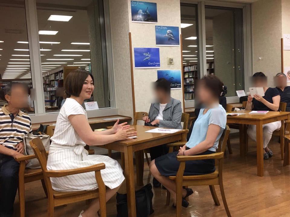 大阪ジュンク堂トークイベント